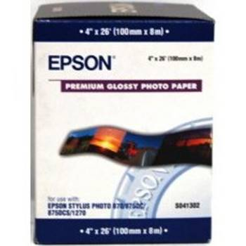 EPSON Premium Glossy Photo Banner Roll Paper
