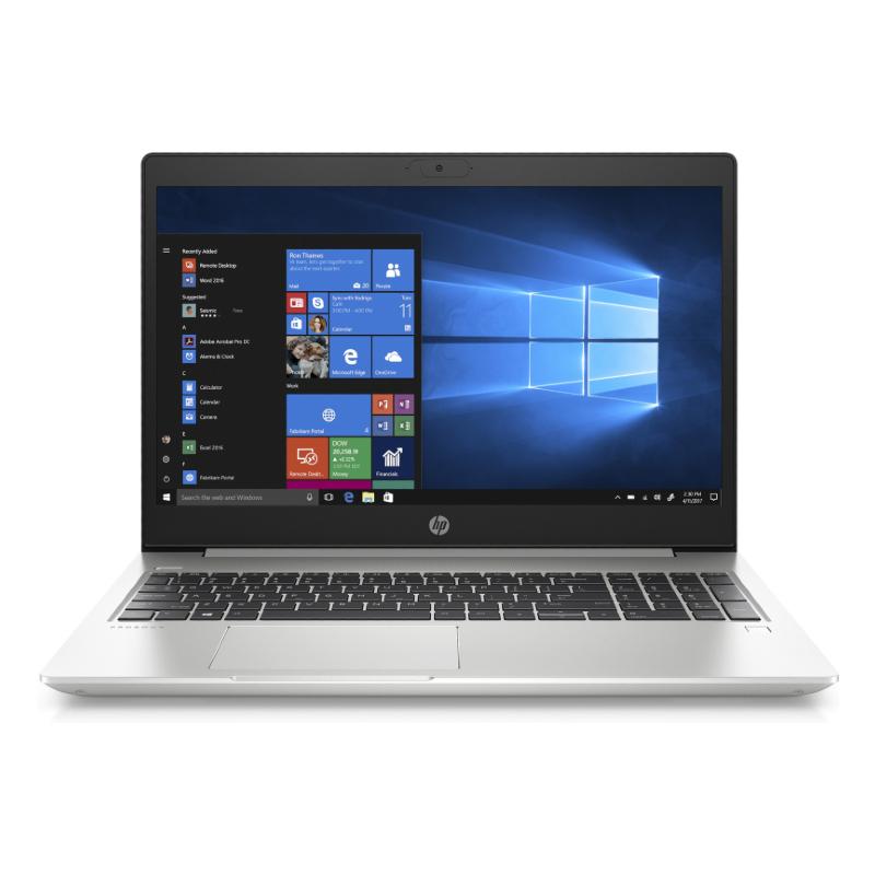 HP ProBook 450, Core i5-10210U 1.6/4.2Ghz, 8GB, 256GB SSD, 15.4 Inch HD, Win 10 Pro 64