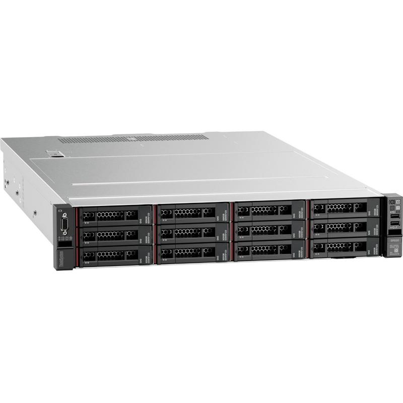 LENOVO SR550 SILVER 4208 8C (1/2), 16GB (1/12), 2.5 Inch HS (0/8), SR930, 750W (1/2), 3Yr