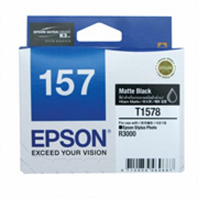 Epson C13T157890 Matte Black ink cartridge