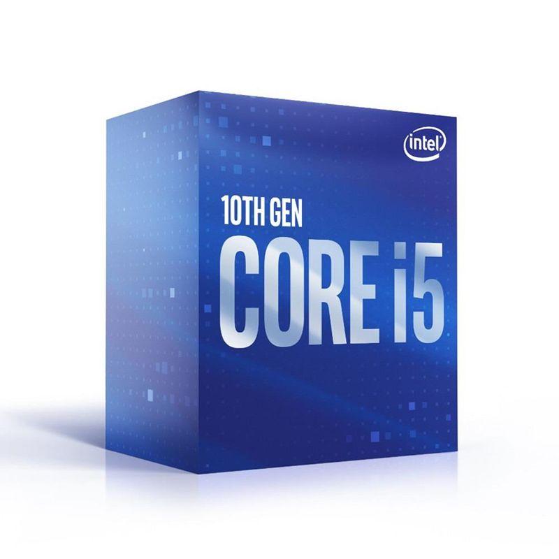 Intel BX8070110500 Gen 10 i5-10500 6 Core 3.1Ghz, 12MB, LGA1200