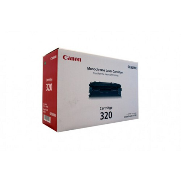 Canon CART320BK Black Toner Cartridge to suit D1150