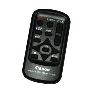 Canon WLD89 Wireless controller to suit HFM52