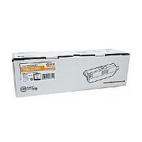 OKI Toner Cartridge For C310dn/330dn Black; 3500 Pages @ 5% Coverage