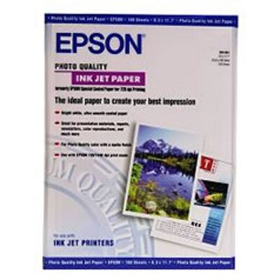 Epson Photo Quality Inkjet Paper (Super A3)