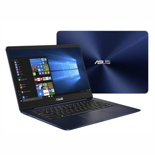 Asus ZenBook,Core i7-7500U 2.7/3.5Ghz,16GB,512GB M.2 SSD,14 Inch FHD,NV940MX-2GB,Win 10 Pro 64,Blue