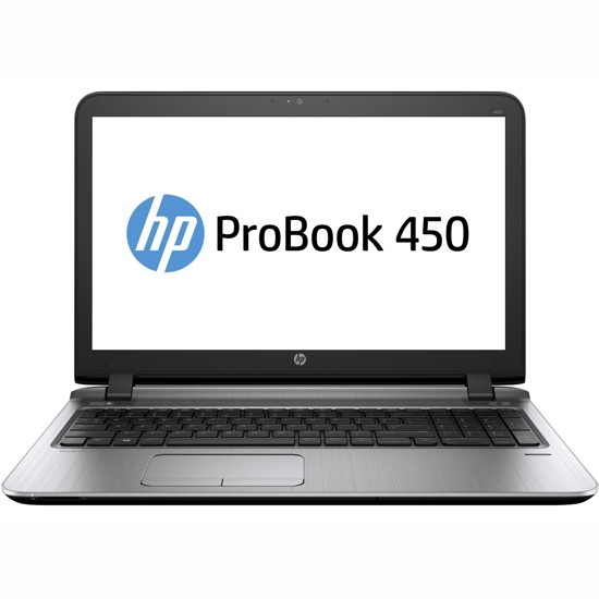 HP ProBook 450 G3, Core i5-6200U 2.3/2.8Ghz, 4GB, 500GB, 15.6 Inch LED, DVDRW, Win 7 Pro 64