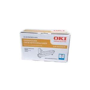 OKI TCOC5250 Cyan Toner Cartridge (5000 Yield)