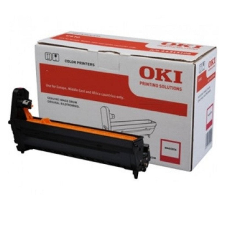 OKI 45395706 Magenta Drum Unit to suit MC770DNFAX / MC770DFNFAX, 30,000 Pages