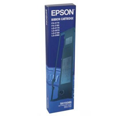 Epson Black Fabric Ribbon Cartridge