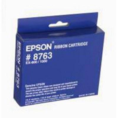 Epson C13S015054 Black Fabric Ribbon Cartridge to suit EX-800, EX-1000