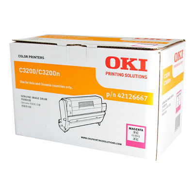 OKI Magenta Drum Unit to suit C3200 (22000 Yield)