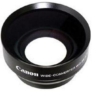 Canon WD58H Wide Converter Lens to suit XM2
