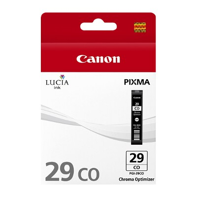 Canon PGI29CO Chroma Optimiser Cartridge (Yield, up to 90 pages)