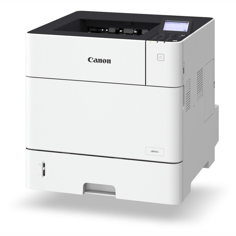 Canon LBP351X, 55ppm (A4) Mono Laser Printer
