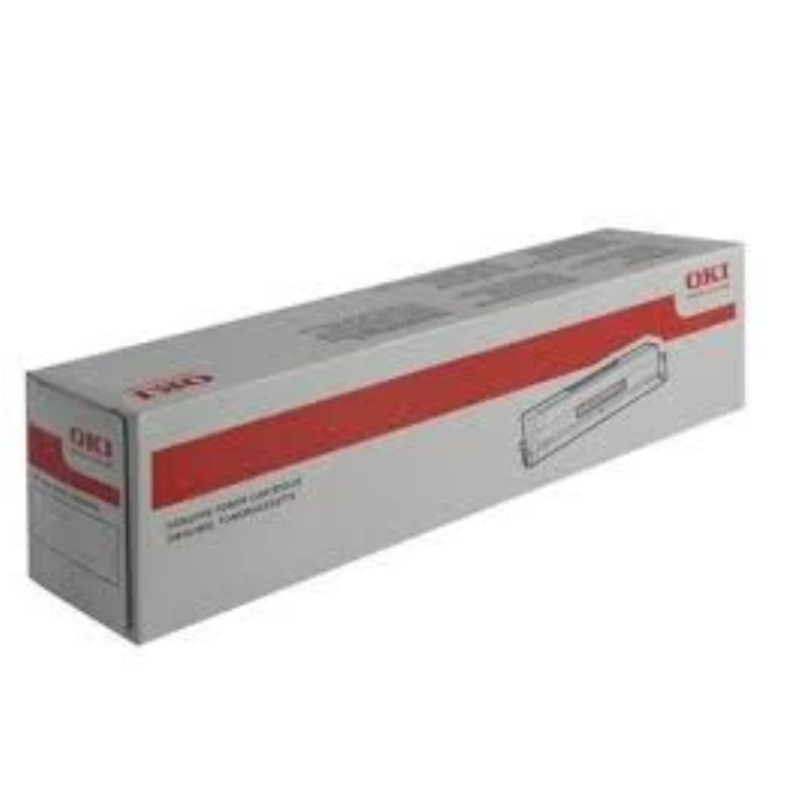OKI 44318532 EP Cartridge (Drum) White; For C711WT 6,000 Pages