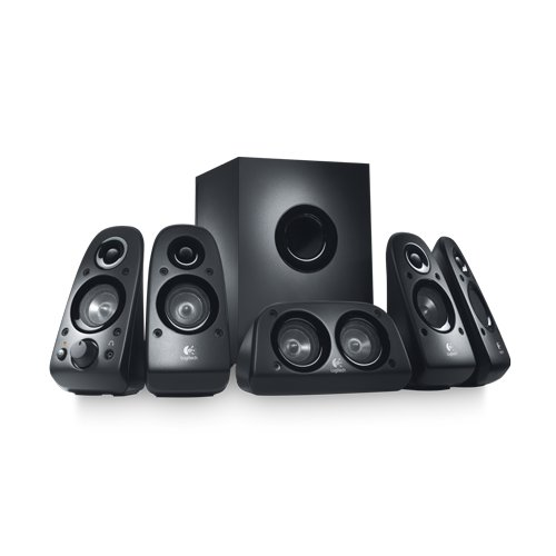 Logitech 980-000433 Z506 Surround Sound Speakers