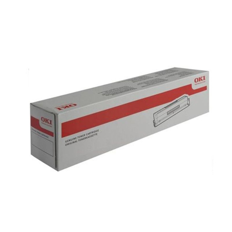 OKI 45536520 Toner Cartridge Black for C911, C931, C941 (38,000 pages)