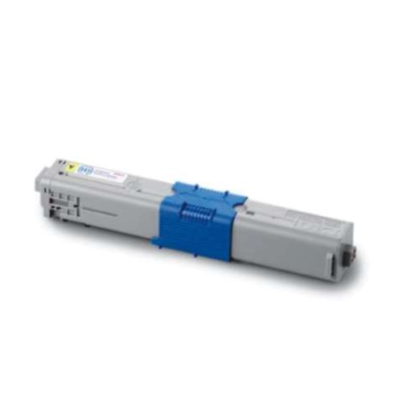 OKI 46508717 Yellow Toner Cartridge for C332dn/MC363dn (3000 yield @ ISO)