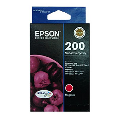 Epson C13T200392 Standard Capacity Ultra Magenta Ink (Yields up to 165 pages)