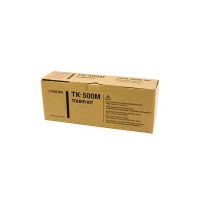 Kyocera TK-500M Magenta Toner Cartridge