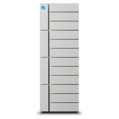 LaCie STFJ96000400 96TB 12big RAID Thunderbolt3 and USB-C (Enterprise)
