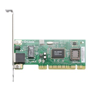 D-Link DFE-530TX PCI Bus 10/100Mbpx Fast Ethernet Adapter