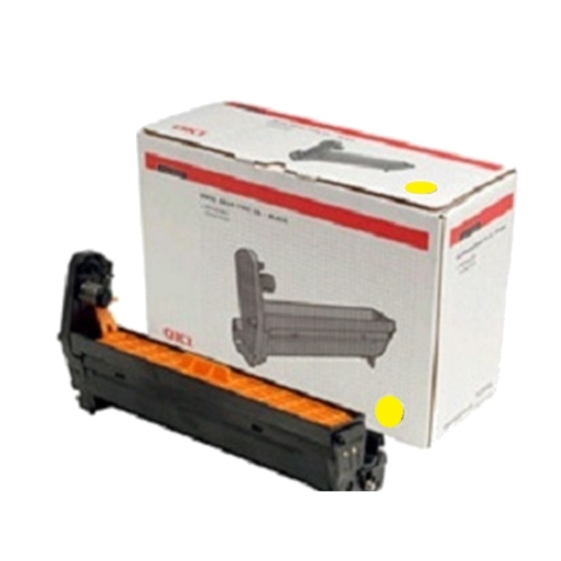 OKI 46507409 Yellow EP Cartridge (Drum);  For C712n 30,000 pages Average
