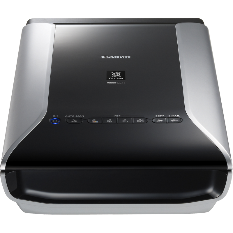 Canon CS9000FMKII A4 Flatbed Scanner, 9600x9600 DPI, CCD Scanner, White LED Scanning, 48 bit,