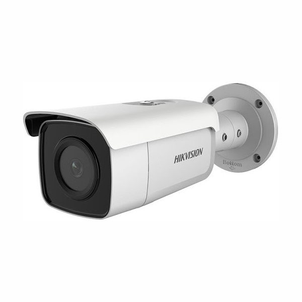 Hikvision DS-2CD2T85G1I56 8MP Outdoor Bullet Camera, Powered by DarkFighter, 50m IR, WDR, IP67, 6mm