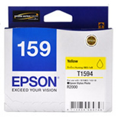 Epson C13T159490 Yellow ink cartridge for Stylus Photo R2000