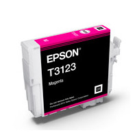 Epson C13T312300 UltraChrome Hi-Gloss2, Magenta Ink Cartridge