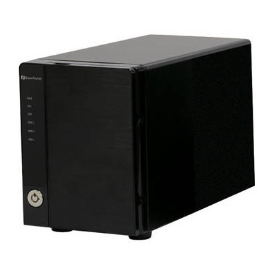 EverFocus NVR204 NVR Mini2, NAS Based NVR Standalone 4ch, 2Bay HDD
