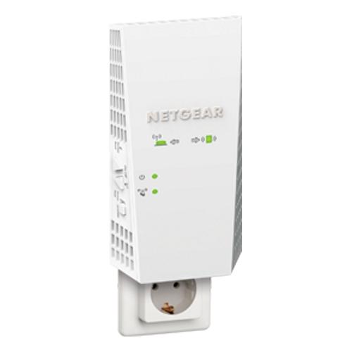 Netgear  InchNightHawk X4 Inch EX7300 AC2200 WiFi Range Extender  - Wall Plug Edition