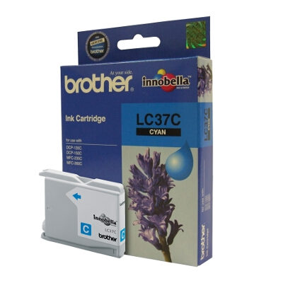 Brother Cyan Ink Cartridge for DCP-135C, DCP150C, MFC260C
