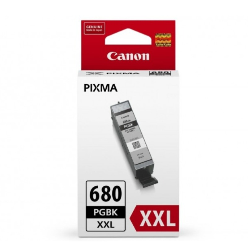 Canon PGI680XXLBK Black XXL Ink Cartridge