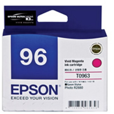 Epson C13T096390 Vivid Magenta Ink Cartridge