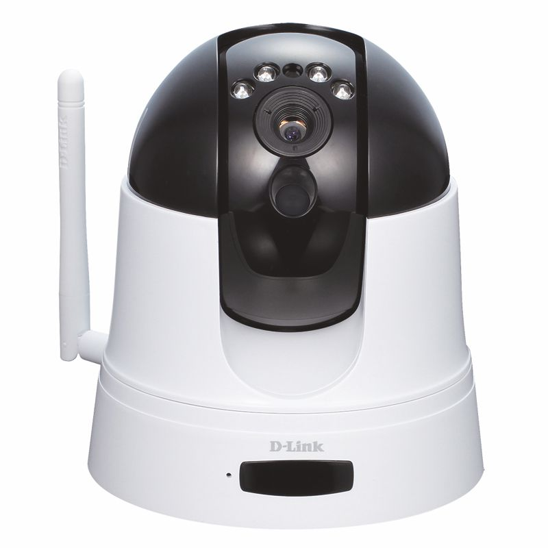 DLink DCS-5222L HD Wireless N Pan/Tilt Network Camera