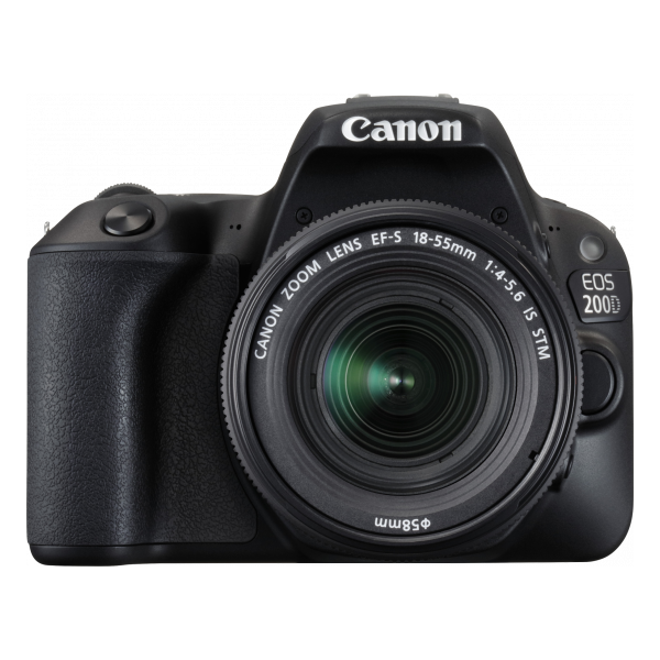 Canon 200DKIS, EOS 200D Single Kit with EFS18-55mm f/4-5.6 IS STM
