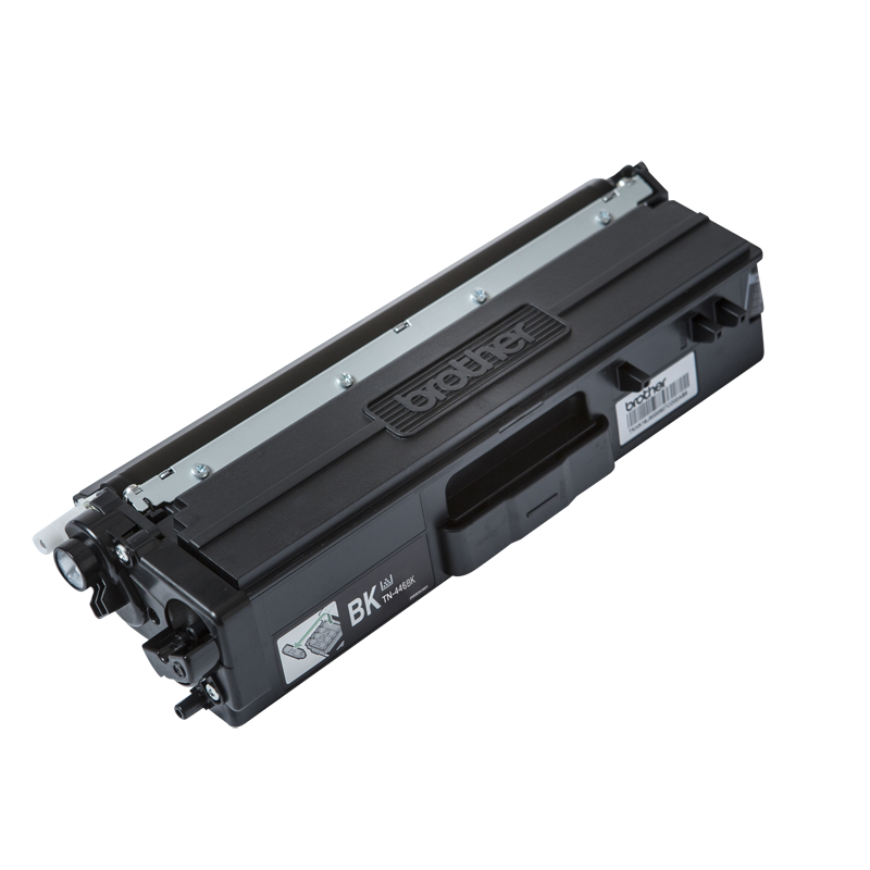 Brother TN-446BK Super High Yield Black Toner, 6500 Pages