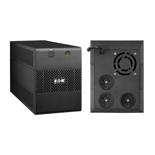 Eaton 5E1100IUSB-AU 5E UPS 1100VA/660W 3 x ANZ OUTLETS, Fan