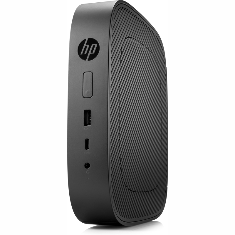 HP T530 Thin Client, 8GB, 32GB M.2, IE, 2 x DP (2 Monitor Support), WiFi, WES7E, 3Yr