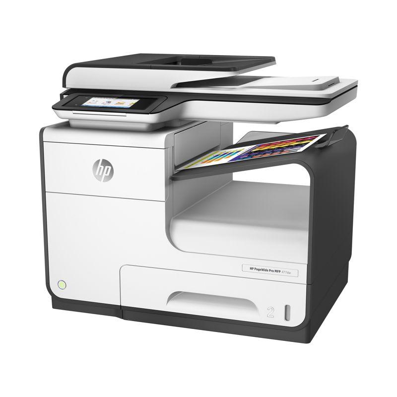 HP D3Q20D Pagewide Pro 477DW Colour Inkjet Multifunction