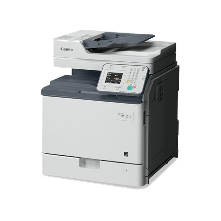 Canon MF810CDN A4 Colour Laser Multifunction - Print, Copy, Scan, Fax with Ethernet