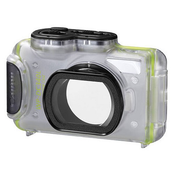 Canon WPDC340L Slim Waterproof Case, Depths to 3m to suit IXUS500HS