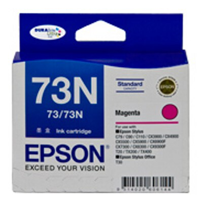 Epson C13T105392 Magenta Ink Cartridge (same as C13T073390)