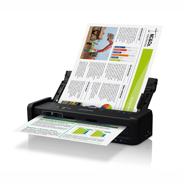 Epson WorkForce DS-360W Scanner