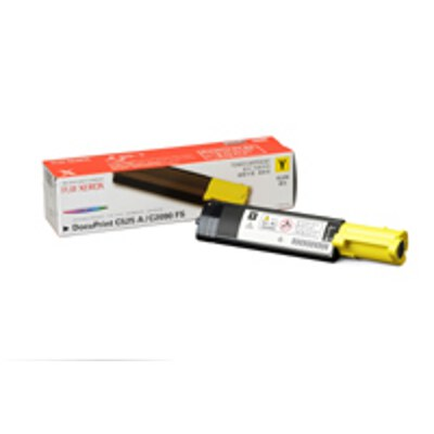 Fuji Xerox C525A Yellow Toner Cartridge