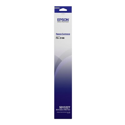 Epson C13S015327 Black Ribbon to suit FX2190