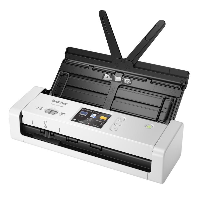 Brother ADS-1700W Advanced A4 Document Scanner